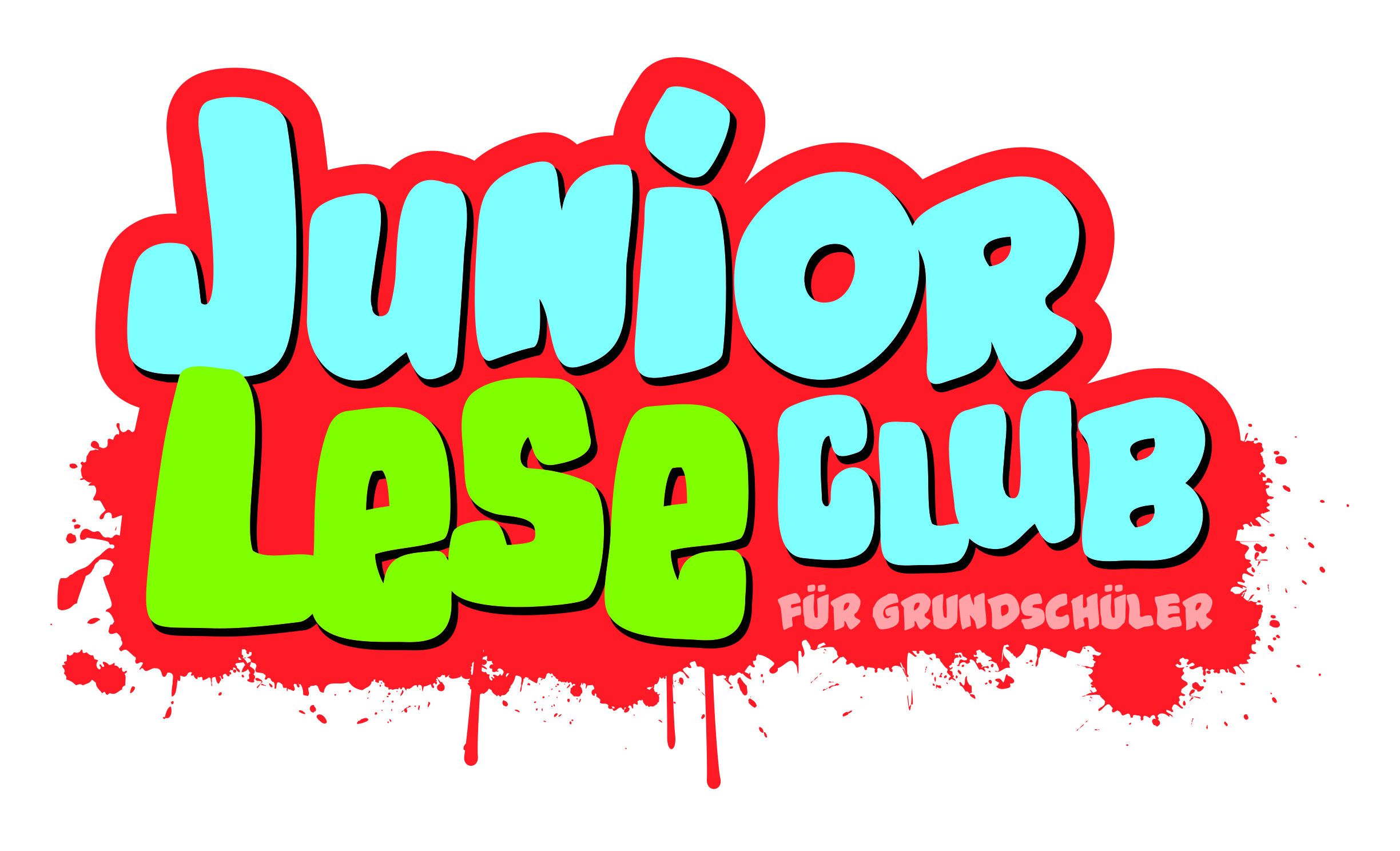 Das Logo des Junior Lese Clubs